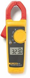 Clamp Meter Fluke 323 True Rms 600v Ac Dc Measures Ac Current 400 Amp Tool New