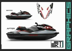 Seadoo Rxp Graphics Stickers Decals For Hatch Vinyl Wrap Watercraft Part