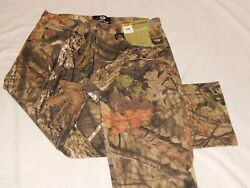 NEW Mossy Oak Break Up Country Camo Deer Hunting 5 pocket Jeans Mens Sizes Pants