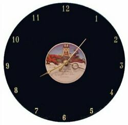 Mike Oldfield - Vinyl LP Record Wall Clock by Rock Clock