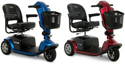 Pride Mobility Victory 10.2 3-wheel Electric Scooter 400lbs Capacity U-1/40ah