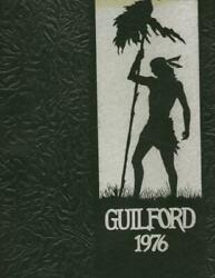 1976 Guilford High School Yearbook Menunketuck Guilford Connecticut