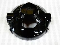 Kawasaki Nos New 23005-4004-8g Ebony Head Lamp Light Body Klt Klt250 Police