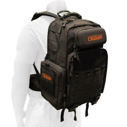 Scent Crusher Bags 59328 Pro Series Hunter's BackPack Ozone Generator Lockable