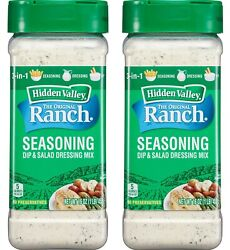 Ranch Salad Dressing Seasoning Mix 16oz. Secret Blend Of Herbs And Spices 2 Pk.