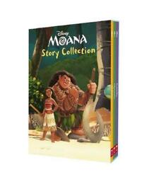 Disney Moana Story Collection English Hardcover Book Free Shipping