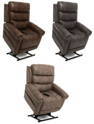 Pride Mobility Plr-935m Vivalift Tranquil Electric Recliner Power Lift Chair New