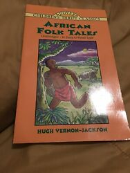 Dover Childrenand039s Thrift Classics African Folk Tales By Hugh Vernon-jackson And