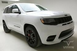 2018 Jeep Grand Cherokee  2018 Navigation Sunroof Heated Leather 20s Aluminum V8 Hemi Vernon Auto Group