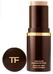 Tom Ford Traceless Foundation Stick Pick Any Shade New In Box + Authentic