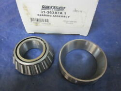Oem Mercury Mariner Quicksilver 31-36387a 1 Pinion Tapered Roller Bearing Alpha