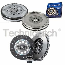 ECOCLUTCH 3 PART CLUTCH KIT AND SACHS DMF FOR BMW 3 SERIES BERLINA 330 XD