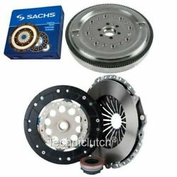 Nationwide 3 Part Clutch Kit And Sachs Dmf For Audi A4 Estate 1.8 T