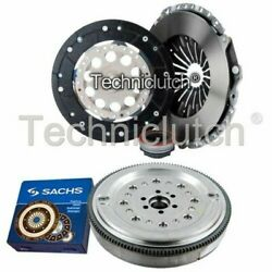 Nationwide 3 Part Clutch Kit And Sachs Dmf For Audi A6 Estate 1.8