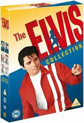 The Elvis Presley Collection Dvd Boxset 6 Films Region 4 Aus New And Sealed