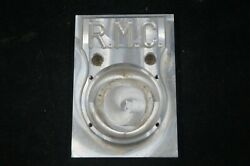 Canadian Forces Rmc Royal Military College Machined Aluminum Inkwell
