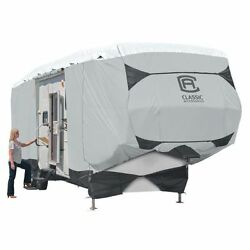 Skyshield Deluxe Toy Hauler Rv Motor Home Cover Fits Toy Hauler 29-33 Foot