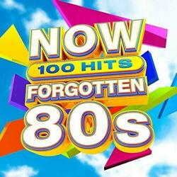 Various Artists Now 100 Hits Forgotten 80s Various New CD Boxed Set UK