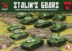 Battlefront FoW WWII Soviet 15mm Stalin's Bears Box SW