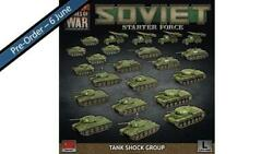 Battlefront FoW WWII Soviet 15mm Tank Shock Troop Box MINT