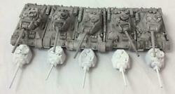 Battlefront FoW WWII Soviet 15mm Loose Mini T-34 Tanks #13 NM