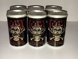 The Cult Rare Electric Promo Beer Soda Pop Can 6 Pack Ian Astbury Billy Duffy