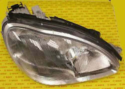 Headlight Assembly Right For Mercedes 2000 - 2002