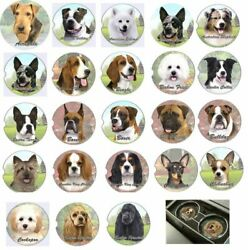 Choice of 82 Breeds CAR COASTERS 2.5