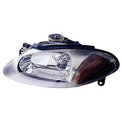 New Head Lamp Assembly Passenger Side 114-00519BR V