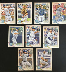 2018 Padres 40 Card Lot W/ Topps Gypsy Queen Team Set 19 Opening Day Players