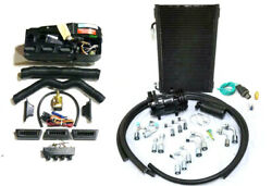 Gearhead Air Conditioning Compac Ac Heat Defrost Kit W Fittings Compressor Hoses