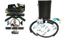 Gearhead Air Conditioning Compac Ac Heat Defrost Kit W/ Compressor And Fittings