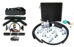 Gearhead Compac Ac Heat Defrost Air Conditioning Kit With Fittings Hoses Vents