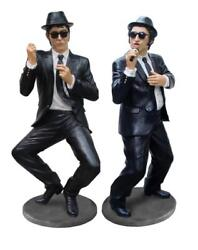 Celebrity Brothers Comedians Preforming Life Size Movie Hollywood Prop Statue