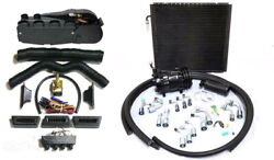 Gearhead Super Ac Heat Defrost Air Conditioning A/c Kit W/ Fittings Hoses Vents