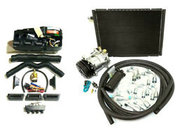 Gearhead Ac Heat Defrost Compac Air Conditioning Kit W/ Fittings Hose Compressor