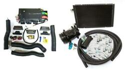 Gearhead Ac Heat Defrost Mini A/c Air Conditioning Kit With Compressor And Hoses