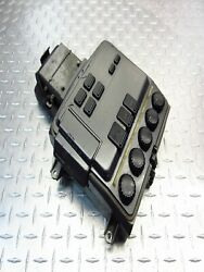 1989 88-90 Honda Gl1500 Gold Wing Oem Radio Control Tuner Dial Box Assembly