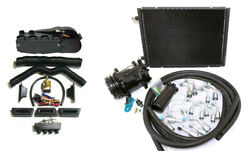 Gearhead Ac Heat Defrost Super Air Conditioning A/c Kit + Fittings And Compressor