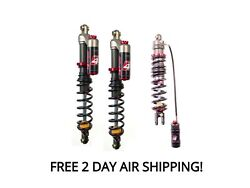 Elka Stage 4 Front And Rear Shocks Suspension Kit Can-am Ryker