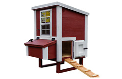 Small Chicken Coop - Up To 5 Chickens - Overez