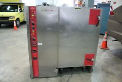 Instamatic Food Warmer/ Oven Model CXO-4935-D 208V 3PH W/ 10 Wire Racks