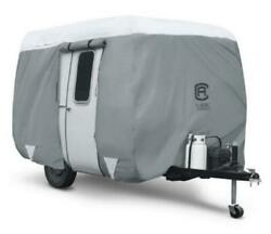 Polypro Iii Molded Travel Trailer Rv Cover Fits 10and0391 To 13and039 Length