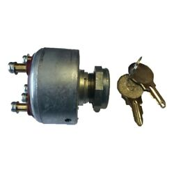 Iseki Bolens Diesel Compact Tractor Lawn Mower 5 Terminal Ignition Key Switch
