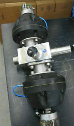Gemu 2001538 Diaphragm Valves W/ Controllers And X3 2 Butt Weld Connections