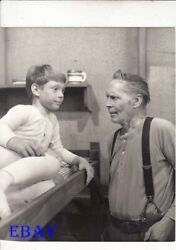 Billy Mumy Listens To Man Dupont Show Of The Week Photo From Original Negative
