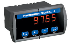 New Precision Digital Pd765-7r0-00 Pd765 Trident Process And Temperature Meter