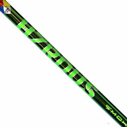 Project X Hzrdus Smoke Green 70 W/ Pvd Finish Graphite Shaft + Adapter And Grip