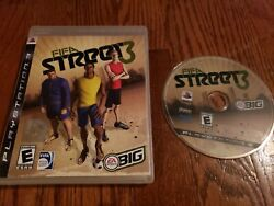 Fifa Street 3 Soccer 2008 Sony Ps3 Playstation 3 Game