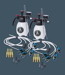 Dual Tree Defend Tree Injector   Simple.durable.reusable.   No Plugs Required